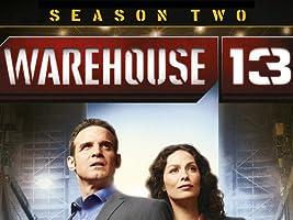 Warehouse 13 - Staffel 2