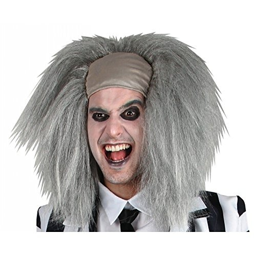 Beetlejuice Crazy Spirit Wig for Halloween