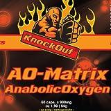US Testo Booster su base NO2-di Knockout Nutrition - Anabolic Oxygen matrix - 60 capsule