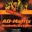 US Testo Booster auf NO2-Basis by KnockOut-Nutrition - AnabolicOxygen-Matrix - 60 Kapseln