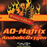 "US Testo Booster auf NO2-Basis by KnockOut-Nutrition - AnabolicOxygen-Matrix - 180 Kapselnvon ""Knock Out Nutrition"""