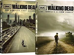 The Walking Dead Complete Season One and Two 1-2 Set