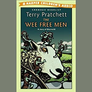 The Wee Free Men: Discworld Childrens, Book 2 Audiobook