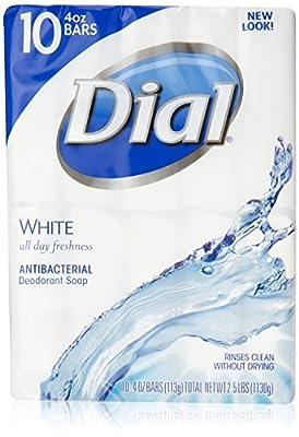Dial Antibacterial Deodorant Soap, Gold