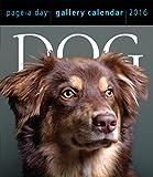 Dog Page-A-Day Gallery Calendar 2016 (2016 Calendar)