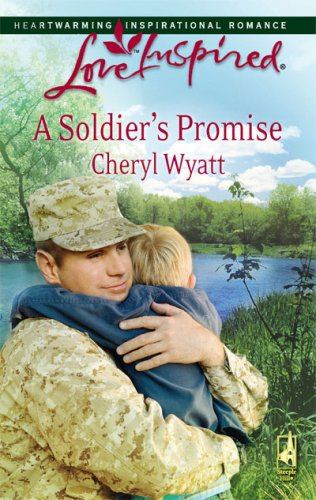 Image of A Soldier's Promise (Wings of Refuge, Book 1) (Love Inspired #430)