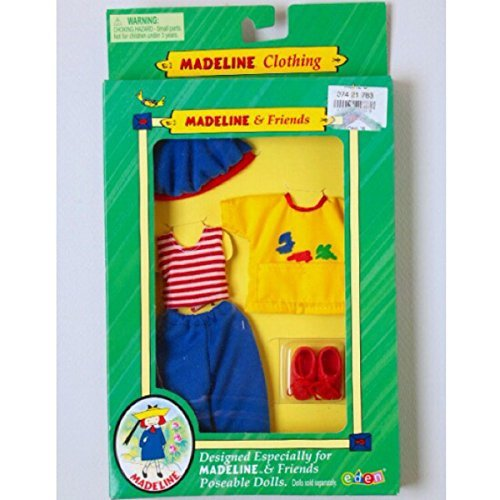 Eden Madeleine chan 8 inches doll clothes painter (Madeleine Clothing compare prices)