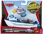 Quick Changers - Deluxe Crabby Boat -...