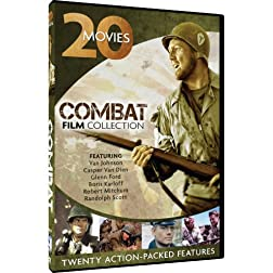 Combat Film Collection - 20 Movie Set