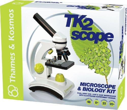 Thames And Kosmos Biology Tk2 Scope Toy, Kids, Play, Children