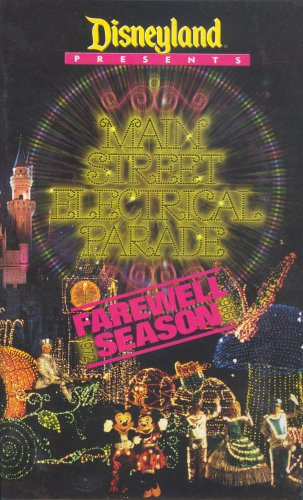 Disney Presents: Main Street Electrical Parade - Farewell Season