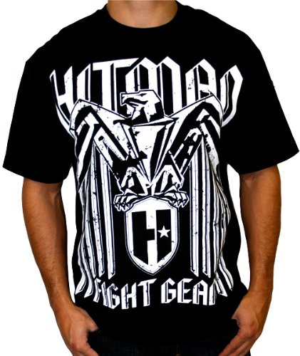 hitman by tapout warbird mens ufc mma gear cage fighter