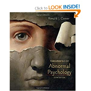 Download Fundamentals of Abnormal Psychology