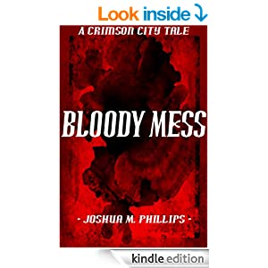 bloody mess book cover