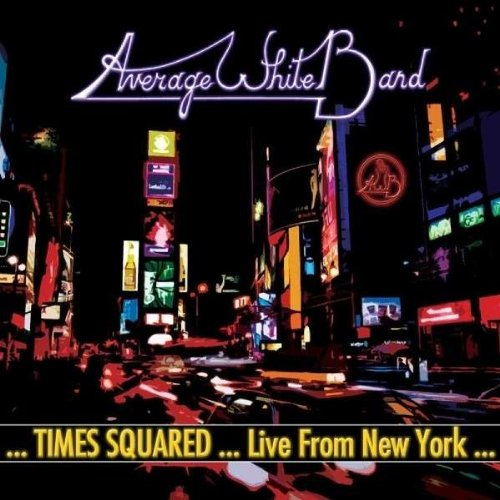Times-Squared-Live-from-New-York-Average-White-Band-Audio-CD