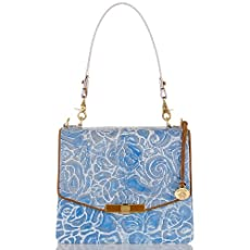 Ophelia Shoulder Bag<br>Lyon Blue