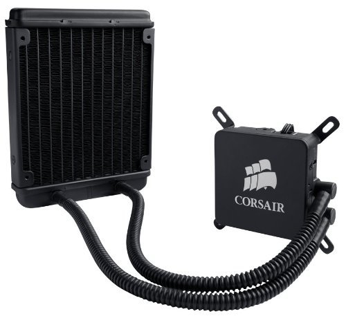 Corsair CWCH60 Hydro Series H60 High Performance 120mm Radiator All-In-One Liquid CPU Cooler