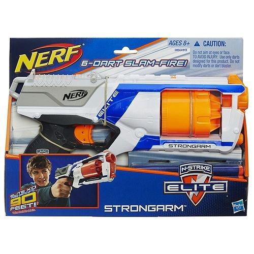 America Nerf Strike
