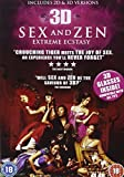 NEW 3d Sex & Zen (DVD)