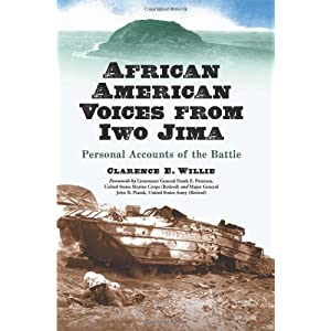 African American voices from Iwo Jima : personal accounts of the battle