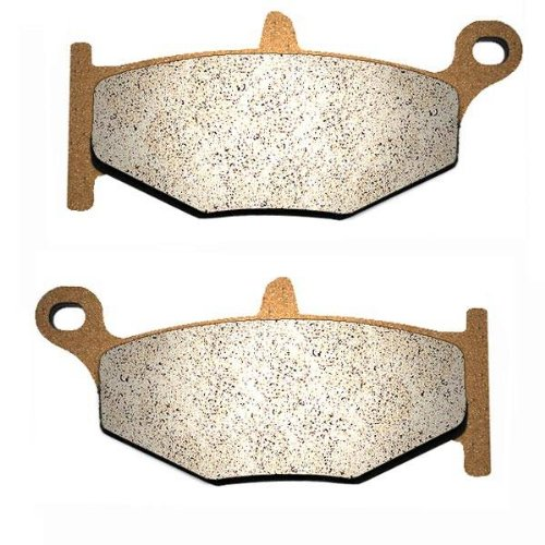 2006-2010 Suzuki GSXR 600 Sintered HH Rear Brake Pads motorcycle front and rear brake pads for yamaha fz1 fazer 3c3 half fairing non abs 2006 2015 sintered brake disc pad