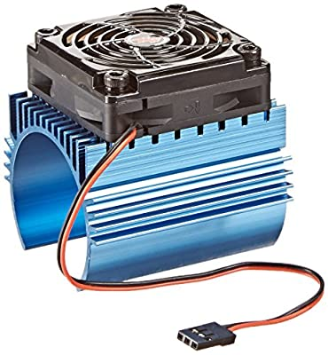 HobbyWing Cooling Fan + Heat Sink Combo C4