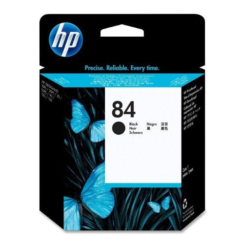 HP N°84 - CARTOUCHE D'ENCRE D'ORIGINE - NOIR