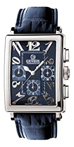 Gevril Men's 5014 Avenue of Americas Automatic Chronograph Watch by Gevril