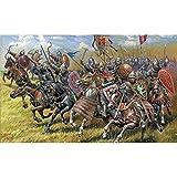 Zvezda 1/72 Russian Mounted Knights # 8039