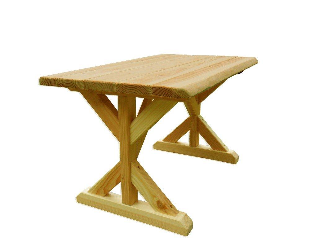 b+t IST200-N Kinder-Garten-Tisch / zerlegbar/ aus Douglasie