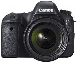 Canon デジタル一眼レフカメラ EOS 6D・EF24-70L IS レンズキット