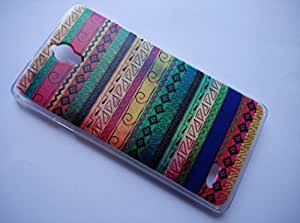 Aztec Retro Hard Slim Back Case Cover For HUAWEI ASCEND G700