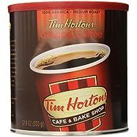 Tim Horton's 100% Arabica Medium Roast Original Blend Ground Coffee, 32.8 oz