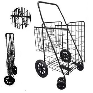 B0000UZ58C moreover Metal Front Doors besides  on folding shopping cart with double basket jumbo size 150
