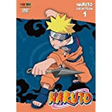 Naruto - Collection 1, Episode 01-26 (uncut) [6 DVDs] [Collector's Edition]