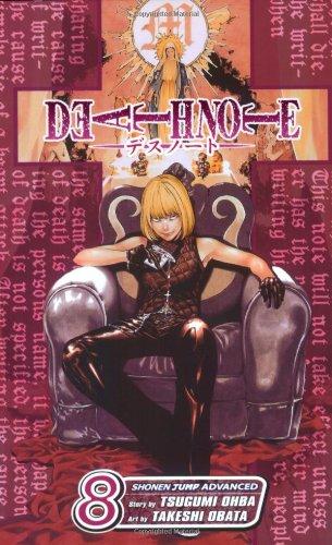 DEATH NOTE 8巻 (英語版)