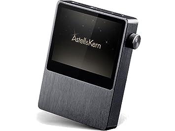 iRiver Astell & Kern AK100 MKII Lecteur audio portable haute définition Lecteur audio Noir 32Go