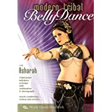 Modern Tribal Belly Dance, with Asharah: Beginner tribal fusion bellydance how-to, Belly dancing instruction ~ Asharah