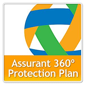 Assurant 360º 4-Year Television Protection Plan ($700-800)