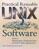 img - for Practical Reusable UNIX Software book / textbook / text book