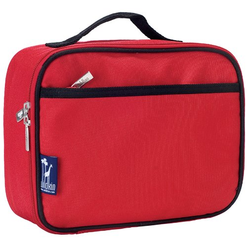 Wildkin Cardinal Red Lunch Box 097277335003 Toolfanatic Com