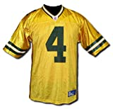 Brett Favre Jersey - Green Bay Packers Alternate Jerseys (Yellow) XL at Amazon.com