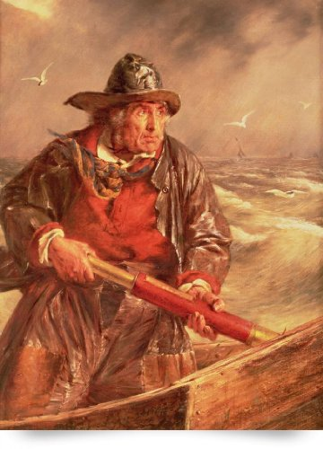 The Mariner (Giclee Art Print), The Fine Art Masters