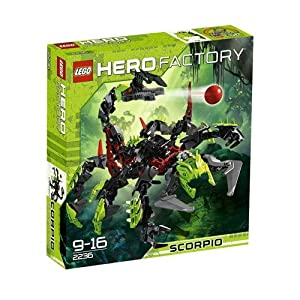 LEGO Hero Factory SCORPIO 2236