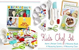 Martha Stewart Collection Kids Chef set