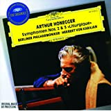 Honegger: Symphonies Nos.2 & 3 / Stravinsky: Concerto in D for String Orchestra