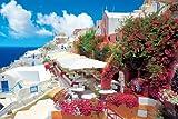【Amazonの商品情報へ】パズルの超達人 2016ベリースモールピース 午後のサントリーニ島 ギリシャ 23-583