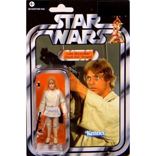 Luke Skywalker Death Star Escape Star Wars The Vintage Collection von Hasbro