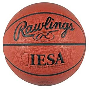 Rawlings Intermediate IESA Basketball by Rawlings