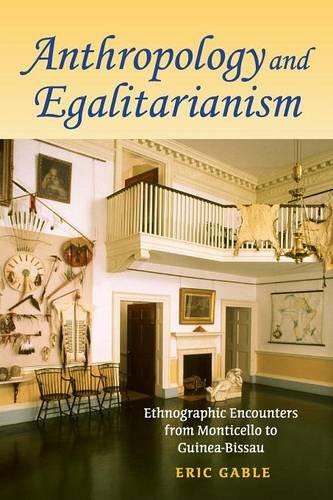 Eric Gable Publication